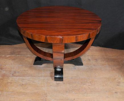 Art Deco Beistelltisch Palisander Occassional Cocktail Tabellen