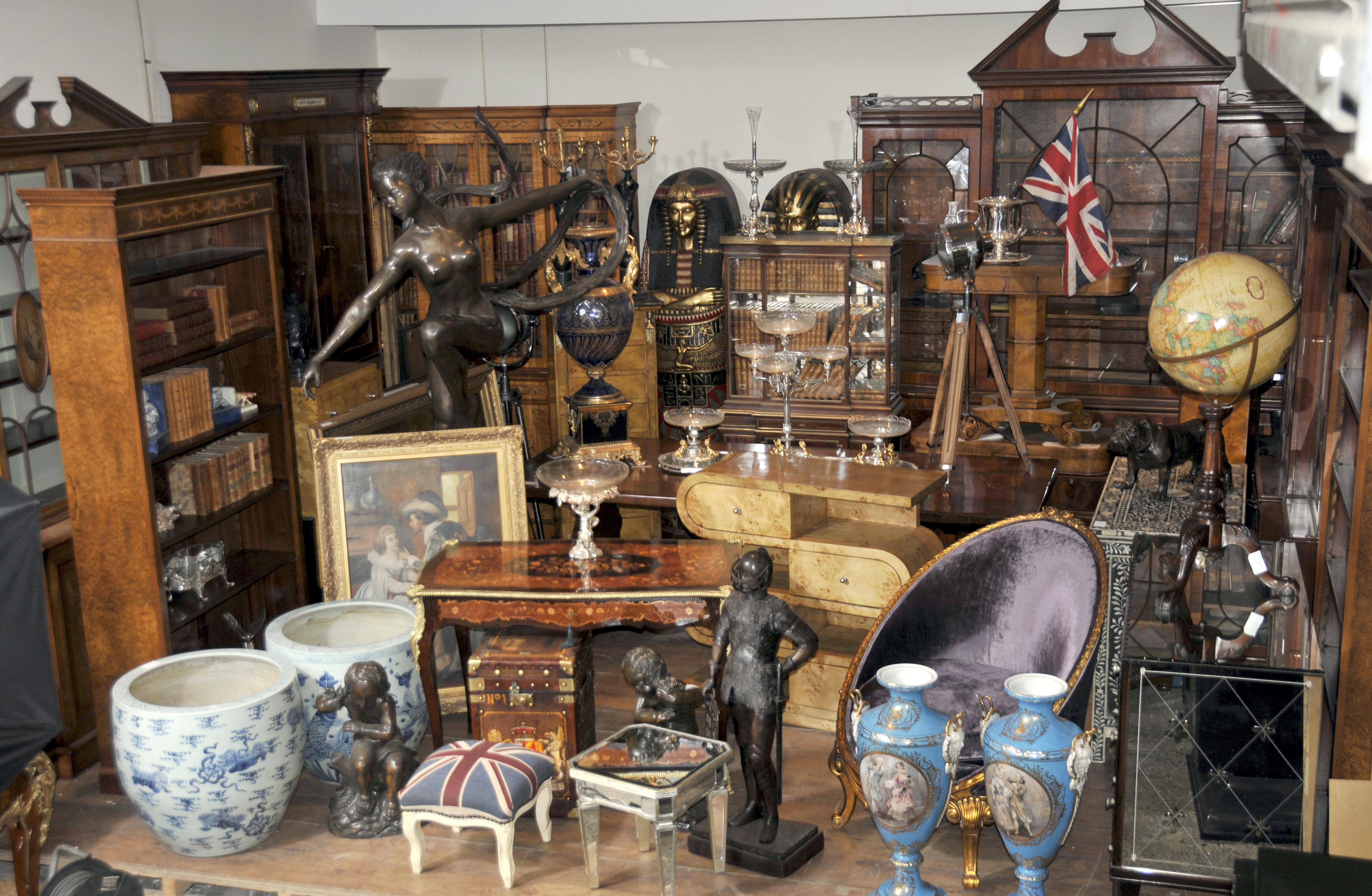 Über Canonbury Antiquitäten | Canonbury Antiquitäten - London ...