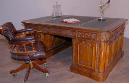 pr sidenten schreibtisch canonbury antiquit ten london. Black Bedroom Furniture Sets. Home Design Ideas