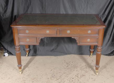 Englisch viktorianischen Mahagoni Schreibtisch Büro Schreibtische