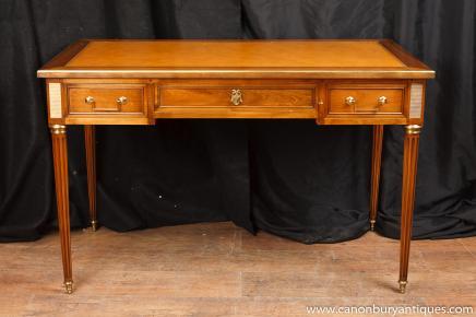 Französisch Reich Bureau Plat Schreibtisch Schreibtisch