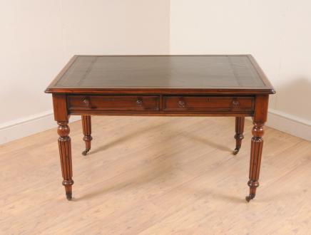 Mahagoni William IV Schreibtisch Schreibtisch Möbel Büro