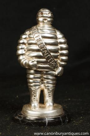 Michelin Bronze Männer Statue Französisch Bibendum Michelin-