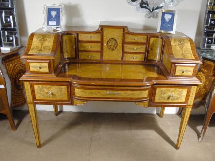 Regency Englisch Carlton House Schreibtisch Schreibtisch Schreibtische