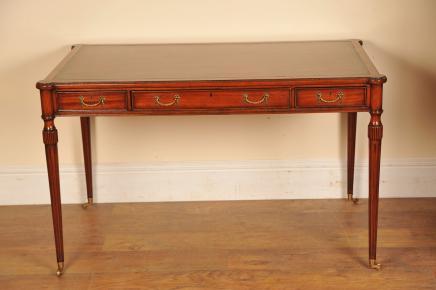 Regency Schreibtisch Schreibtisch Mahagoni Gillows