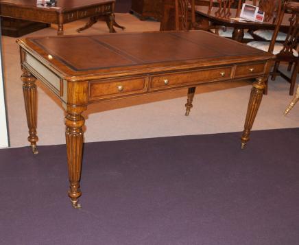 Gillows schreibtisch canonbury antiquit ten london - Viktorianische mobel ...