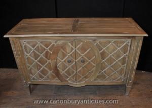 Art Deco Kommode Sideboard Server Brust Schubladen Buffet
