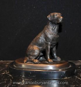 Bronze Englisch-Labrador-Hund Statue Casting