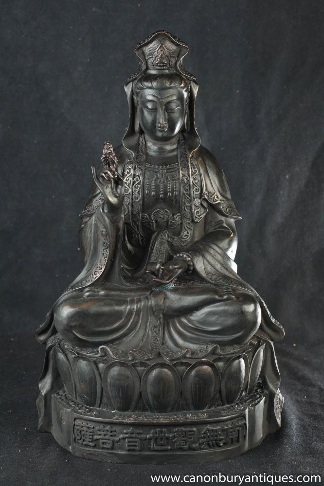 Bronze Burmese Shakyamuni Buddha Statue Buddhismus Buddhist