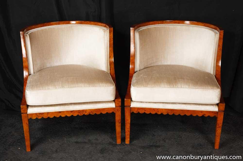 art deco clubsessel. Black Bedroom Furniture Sets. Home Design Ideas