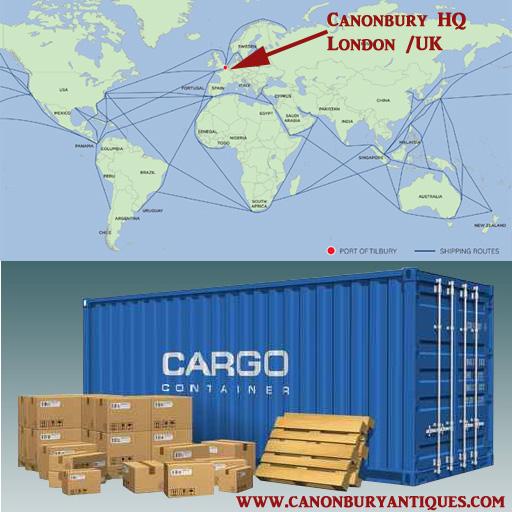 Canonbury Consolidated Container