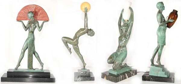 Le Verrier Bronzes