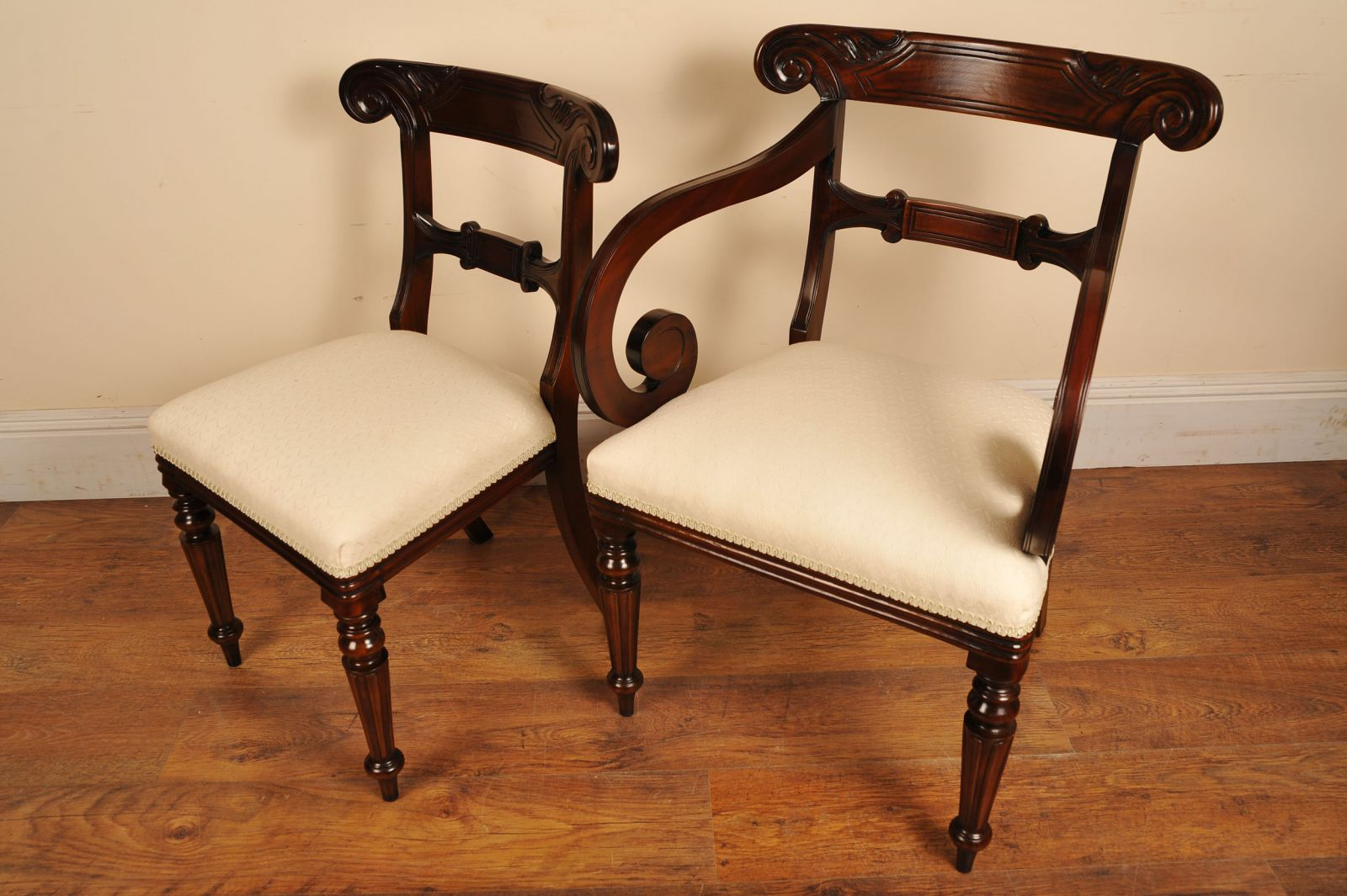 Regency Dining Chairs