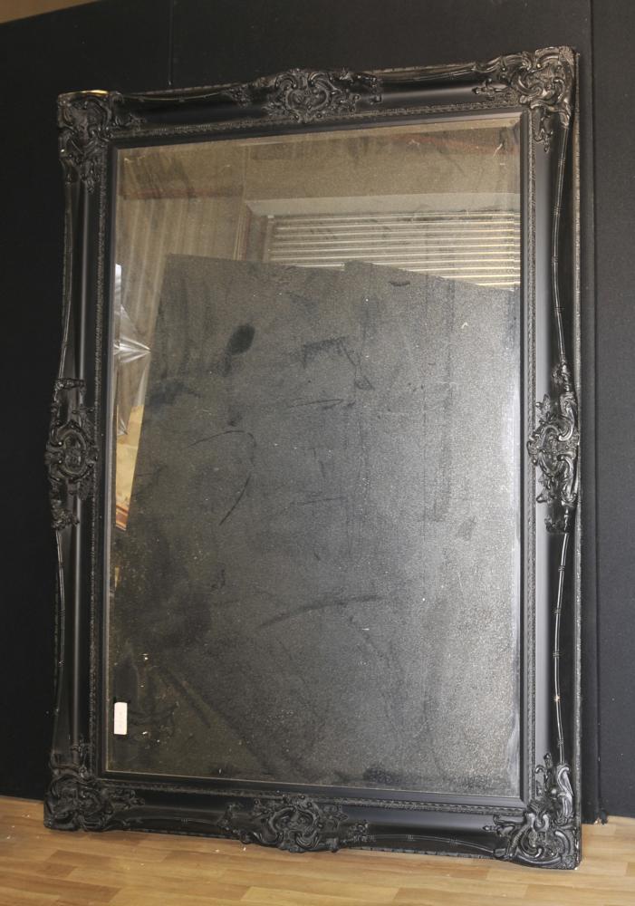 XL Victorian Spiegel Painted Pier Spiegel 6 Feet