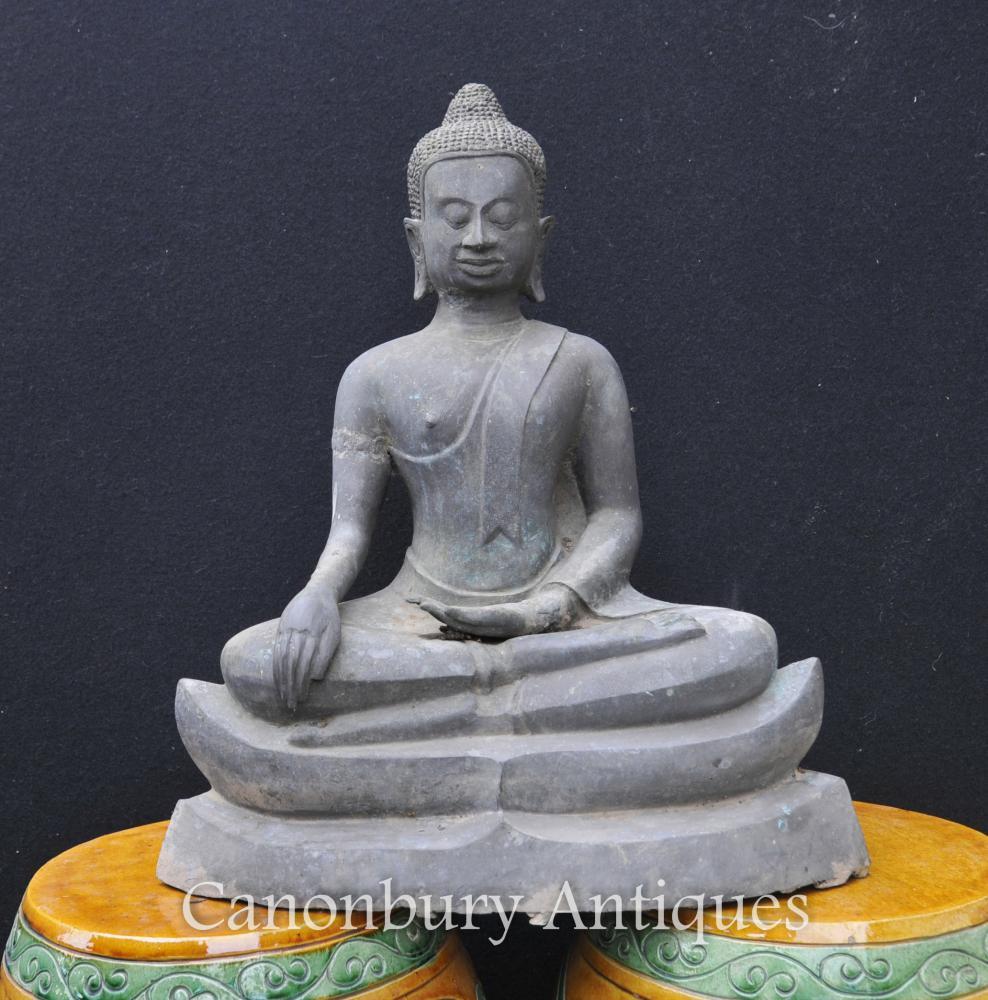 Bronze nepalesischen Buddha Statue Buddhismus Nepal Buddhistische Kunst Skulptur
