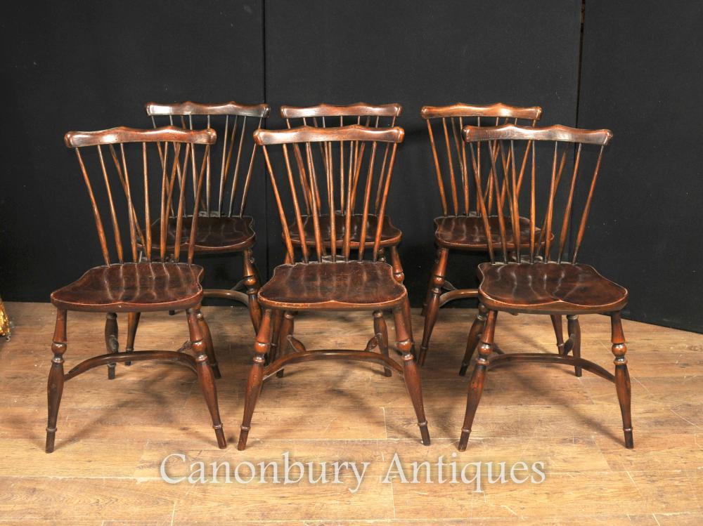 Küche Esszimmerstühle | Canonbury Antiquitäten - London ...