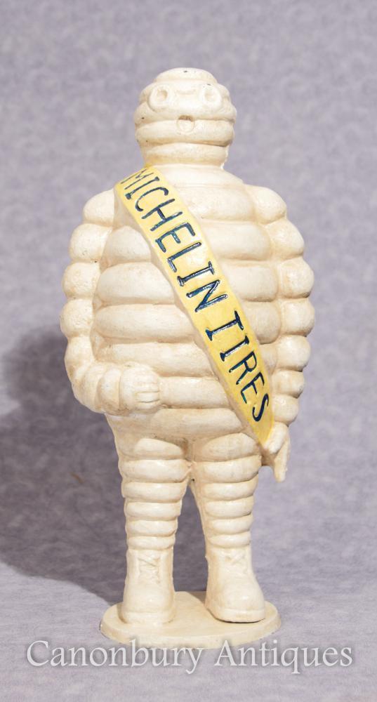 Französisch Gusseisen Michelin Mann Bibendum Statue Casting