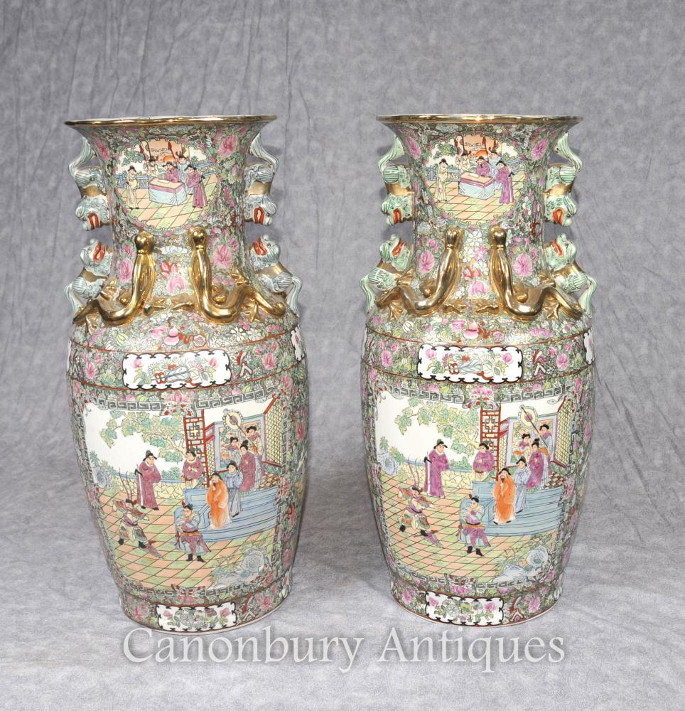 paar-chinesische-kantonesische-vasen-urnen-gemalte-foo-hunde-kanton