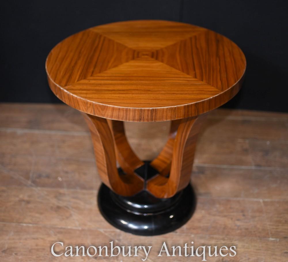 Art Deco Möbel - Einzelbeistelltisch