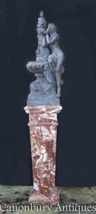 Marmorsockelständer - Für klassisch inspirierte Innenräume von Canonbury Antiques