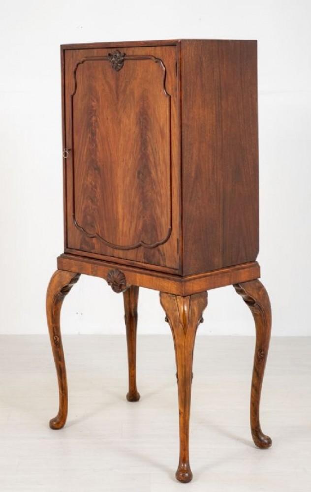 Chippendale Cabinet Mahagoni Kommode