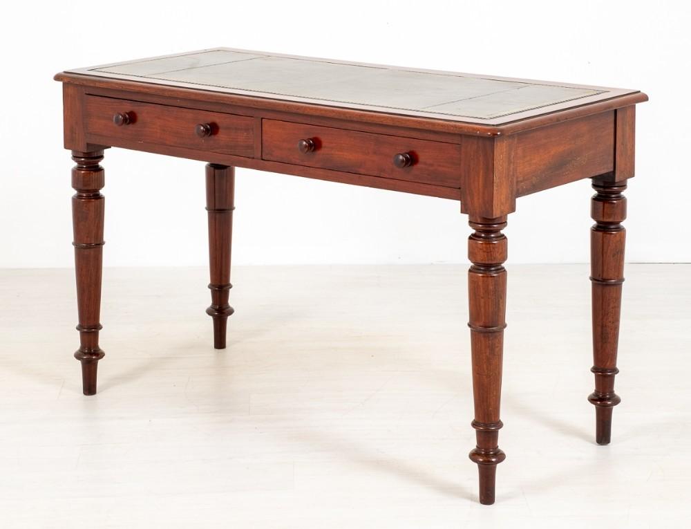 Viktorianischer Schreibtisch Schreibtisch Antik 1850